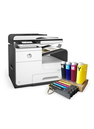 HP Hp Pagewide Pro 477Dw (D3Q20B) Yazıcı Ve Xxl Bitmeyen Kartuş Sistemi Renkli